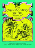 Green fairy book Andrew Lang cover